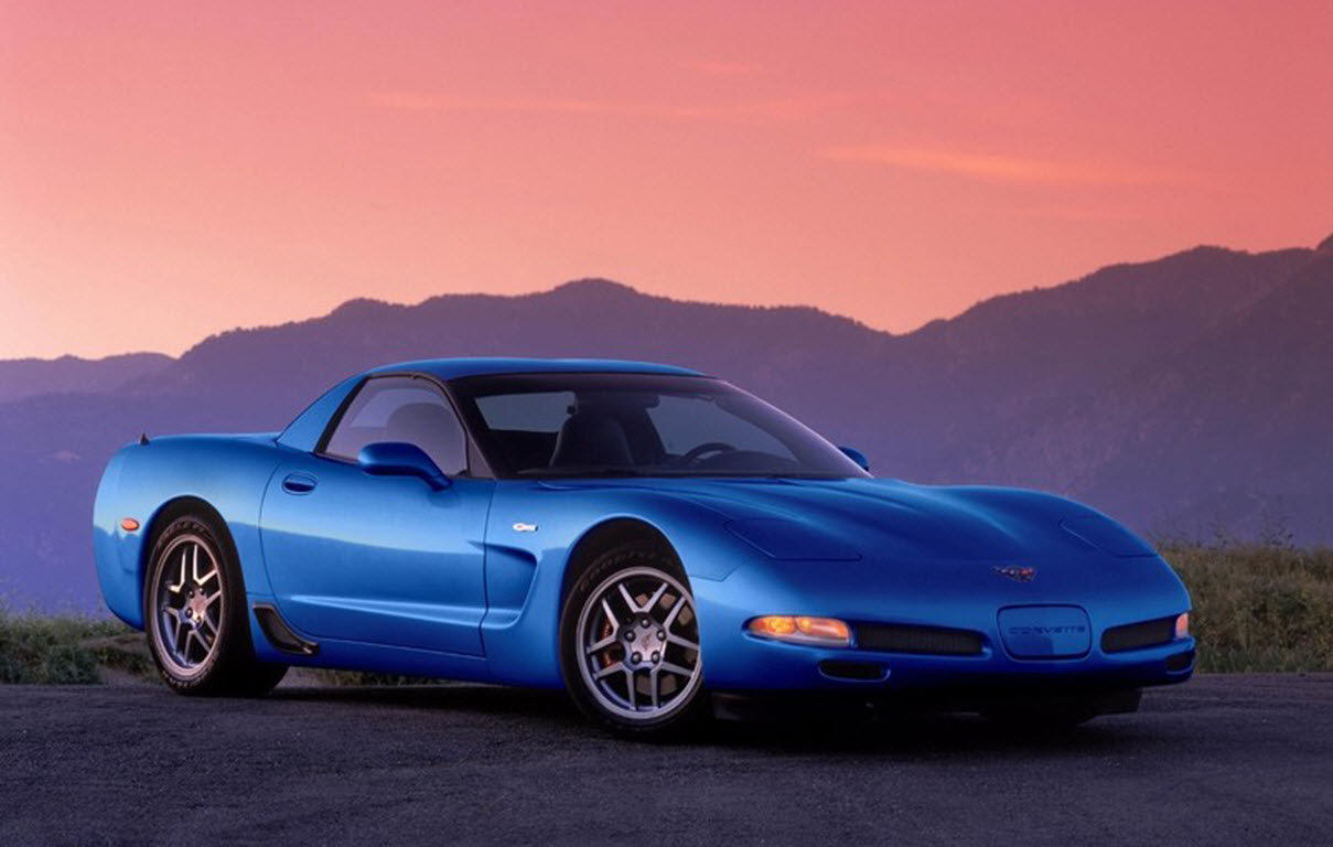 The legacy of the Corvette C5 (1998-2004)