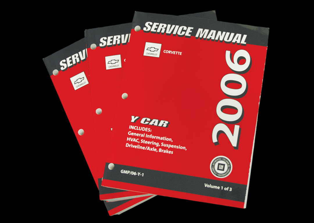 Factory certified service manuals